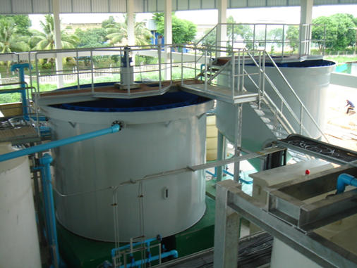 Secondary-Sedimentation-Tank